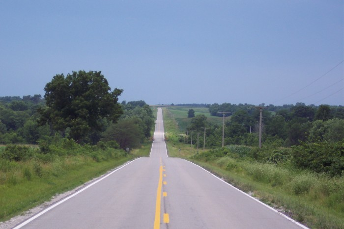 Missouri roads